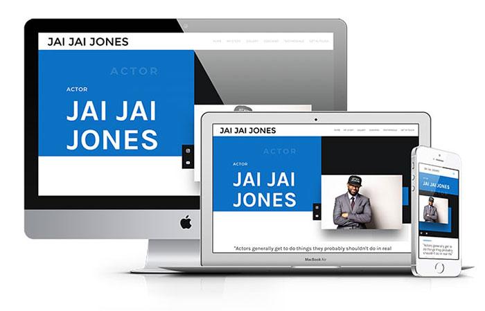 Act With Jai Jai Jones