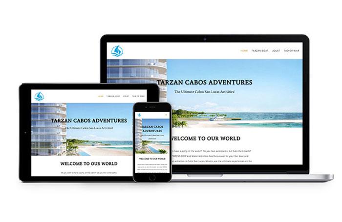 Tarzan Cabos Adventures