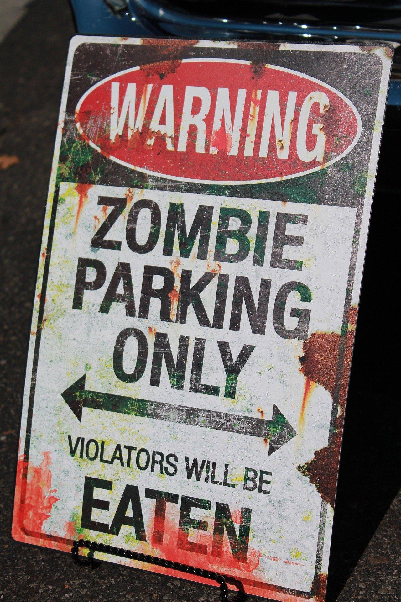 Beware of  surroundings