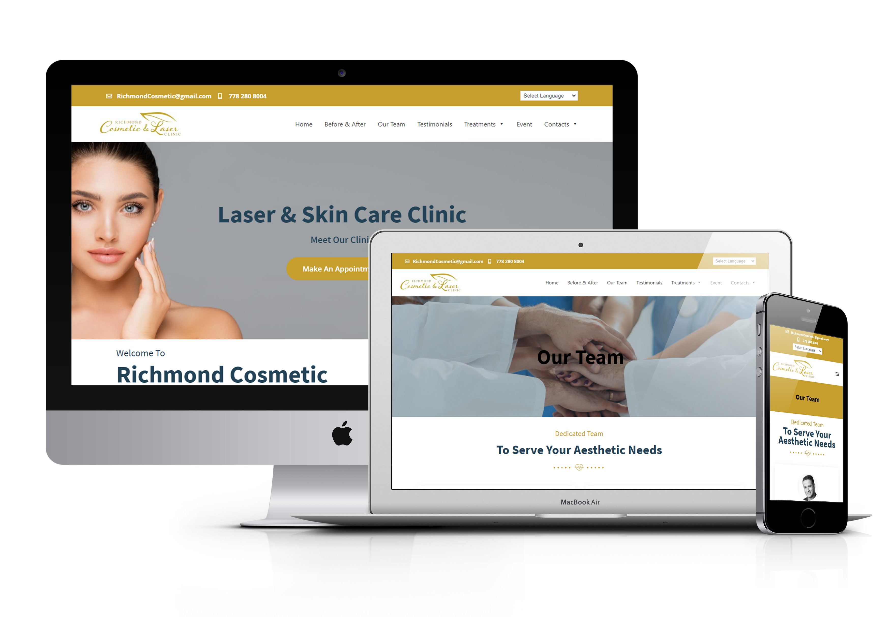 Richmond Cosmetic png